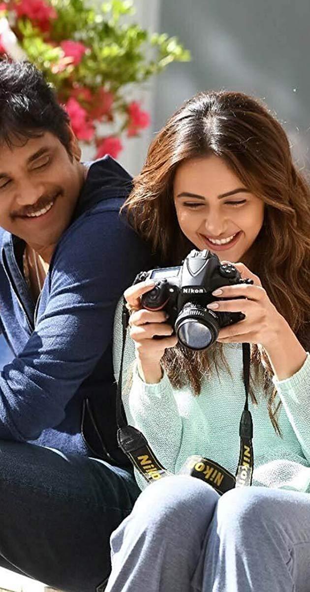 Manmadhudu 2 2019 Telugu 720p Pre-DVDRip 1.4GB