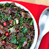 Wild Rice, Kale, and Cranberry Pilaf