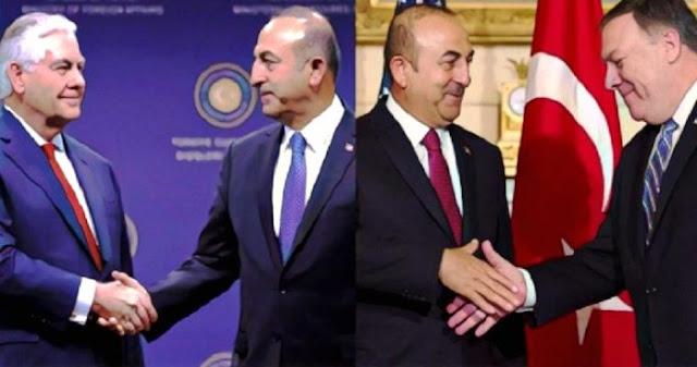 Καρότο και μαστίγιο από ΗΠΑ για Τουρκία