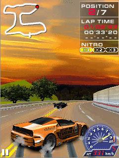 Ridge Racer Drift Java Game