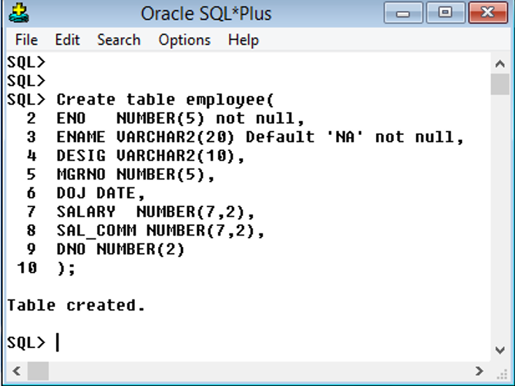 Create Function Statement Oracle - #Summer