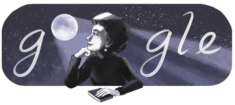 Logo Doodle Rosario Castellanos Ultah Ke 91 Jadi Trends Google Hari ini