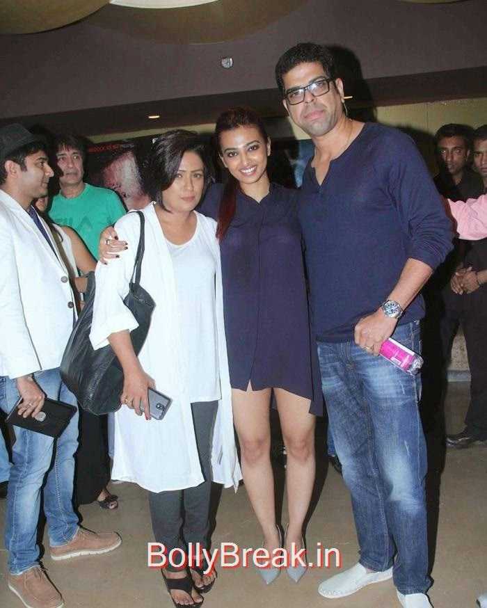 Ashwini Kalsekar, Radhika Apte, Murli Sharma, Hot Images OF Manasvi Mamgai, Huma Qureshi, Sonakshi Sinha At  'Badlapur' Special Screening