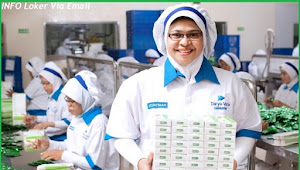 Loker Via Email PT.Darya-Varia Laboratoria Tbk Daerah Bogor Gunung Putri