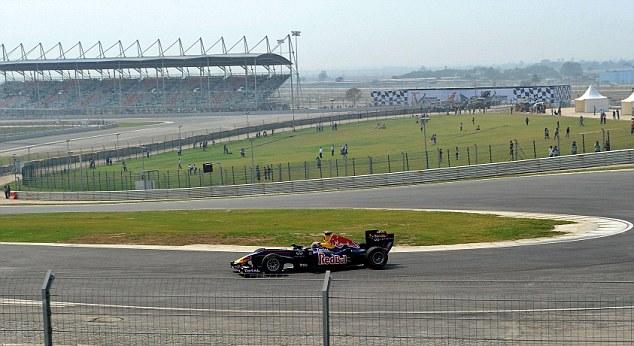 India S Formula 1 Race Circuit Buddh International