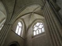 Monasterio de Cañas, lateral ventanas