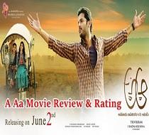 A..Aa Telugu Movie Review – 3.25/5