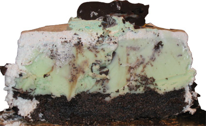 Cold Stone Creamary MMMMMMMint Chip Ice Cream Cake Review