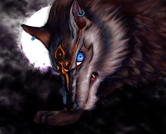 "Link Wolf "" Twilight Princess """