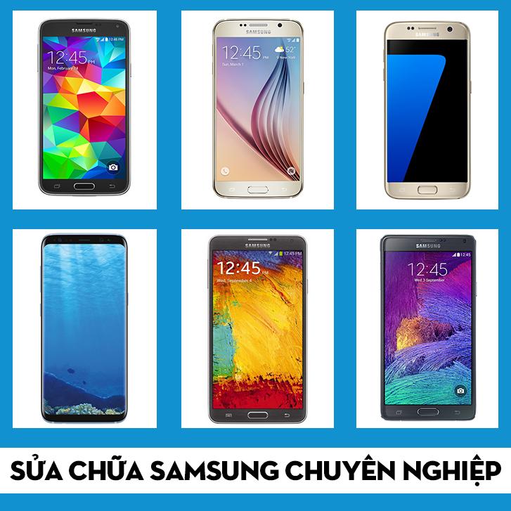 Thay mặt kính Samsung galaxy Note 9 chính hãng