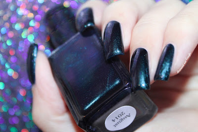 Swatch of August 2014 by Enchanted Polish