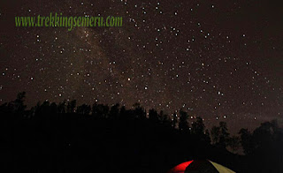 Ranu Kumbolo Milky Way Tour Package