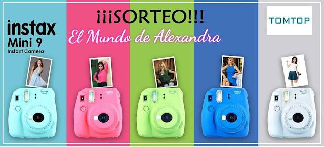cámara de fotos instax