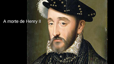 A morte de Henry II