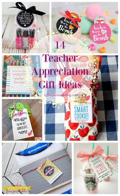 14 Teacher Appreciation Week Gift Ideas