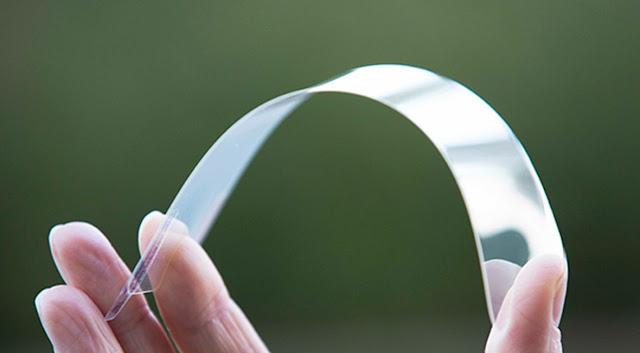 Bahan fiberglass ( plexiglass )