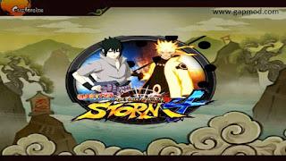 Head Soccer Mod Naruto NSUNS 4 Apk + Data Android