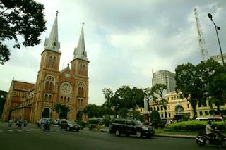 Gereja Notre Dame Ho Chi Minh City