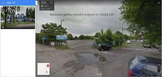 Niedzielna giełda różności w Opolu ul. Oleska 125