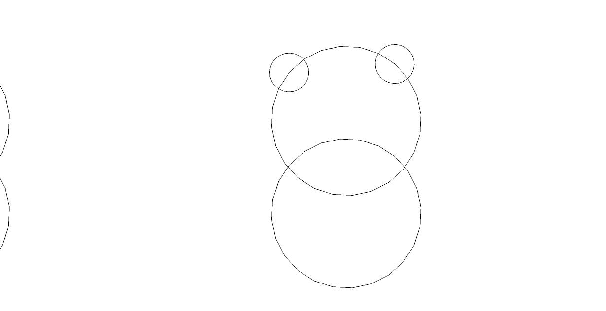 Belajar Menggambar Menggambar Panda