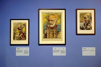 Expo : Caricatures, Hugo à la une - Maison de Victor Hugo - Jusqu'au 6 janvier 2019