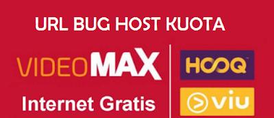 Kumpulan Bug Host Videomax Telkomsel Anonytun Pro Terbaru