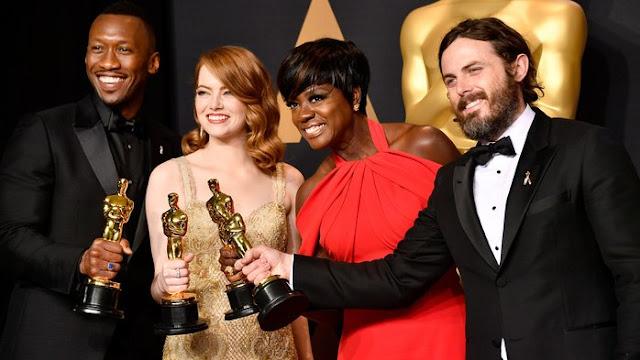 Ganadores a mejores actores en los oscars 2017