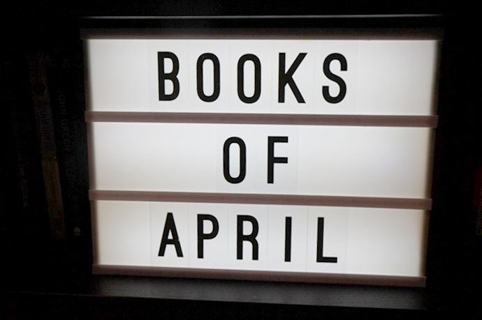 Książki kwietnia