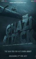 The Ghazi Attack 2017 Full Hindi Movie Download & Watch