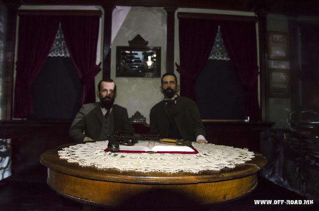 Hristo Tatarchev Museum in Resen