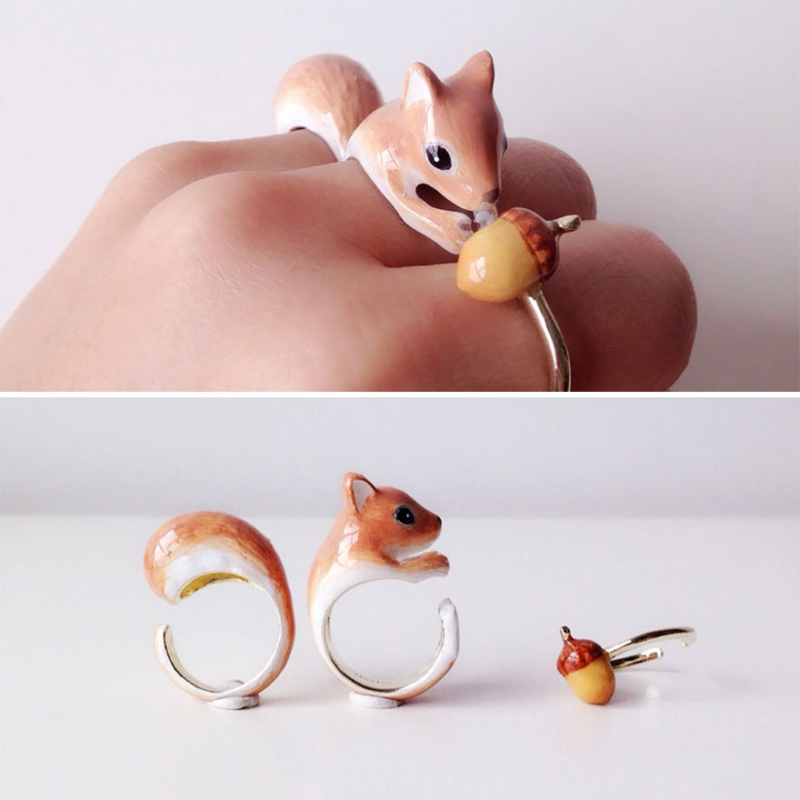 12-Squirrel-Mary-Lou-Three-Piece-Animal-Jewellery-Rings-www-designstack-co