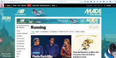 gazzetta running