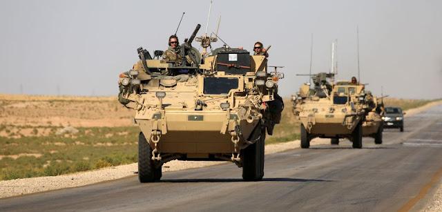 الروس يحذرون الأمريكيين من اعتداءات ق س د على قوات النظام السوري