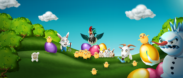 Diggy's Adventure: Easter 2016 Walkthrough Solutions
