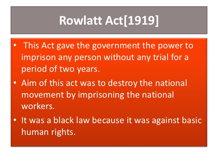 satyagraha and rowlatt essay With satyagraha, mahatma gandhi british authorities satyagraha became the foundation of the non-cooperation movement of 1920, following the infamous rowlatt act.