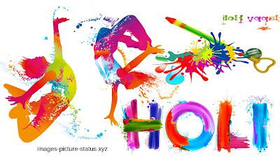 Happy Holi Wishes Advance Images for Friend   Holi Hai