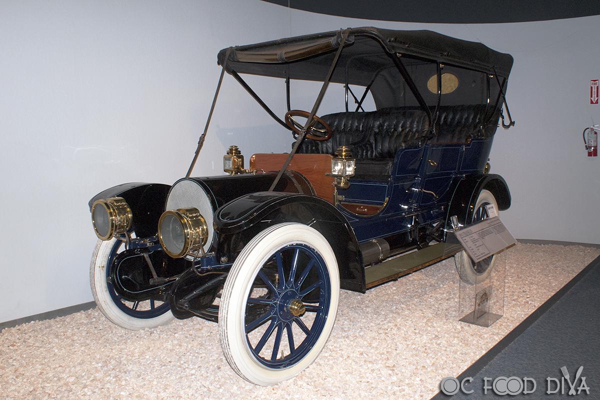 OC Food Diva: National Automobile Museum: An automotive time machine ...