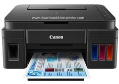 Canon G 1110 printer driver Download and install free driver