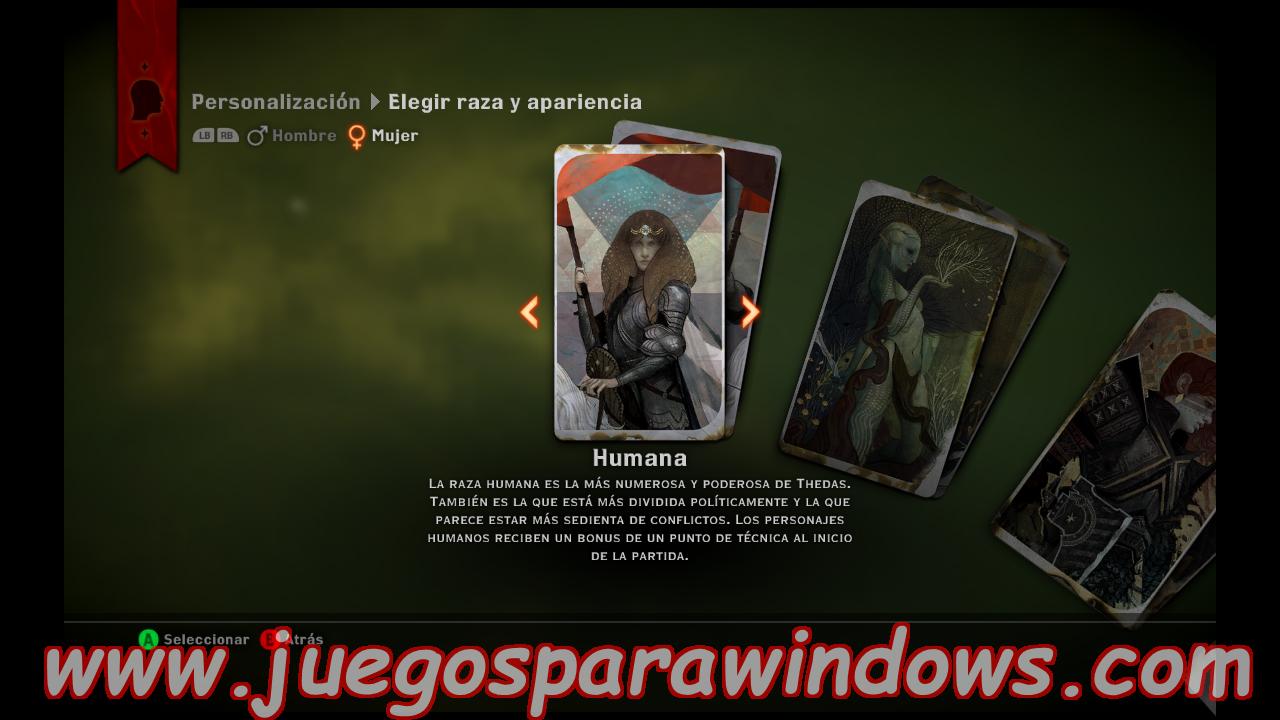 Dragon Age Inquisition Multilenguaje ESPAÑOL XBOX 360 (Región FREE) (COMPLEX) 9