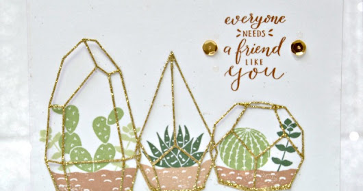 Pinkfresh Studios | Simply Succulents