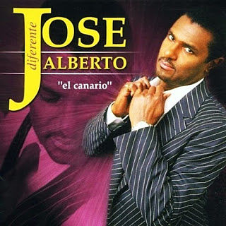 """DIFERENTE - JOSE ALBERTO """"EL CANARIO"""" (2001)"""