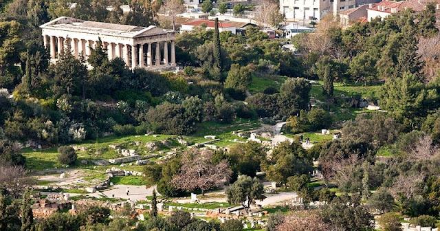 Antiga Ágora, Atenas