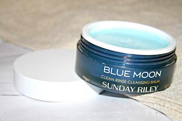Sunday Riley Blue Moon Tranquillity Cleansing Balm