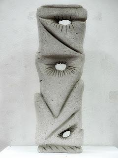 Pedra Silenciosa - Escultura de Maria Luiza Bittencourt de Oliveira