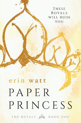 Livro Paper Princess Erin Watt