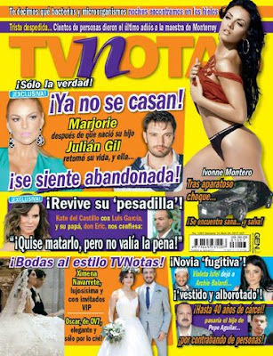 Revista TV Notas México - 4 Abril 2017