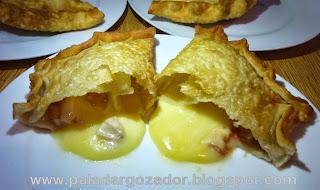 Cafetería Doña Sofía empanadas queso