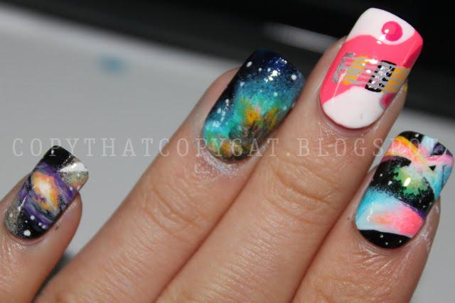 Barbietch Juicy Couture Nail Design | Nails | Pinterest ...