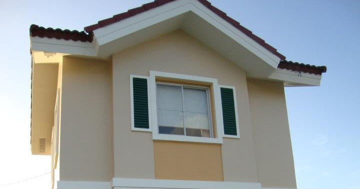 Marvela Model House Of Camella Home Series Iloilo By