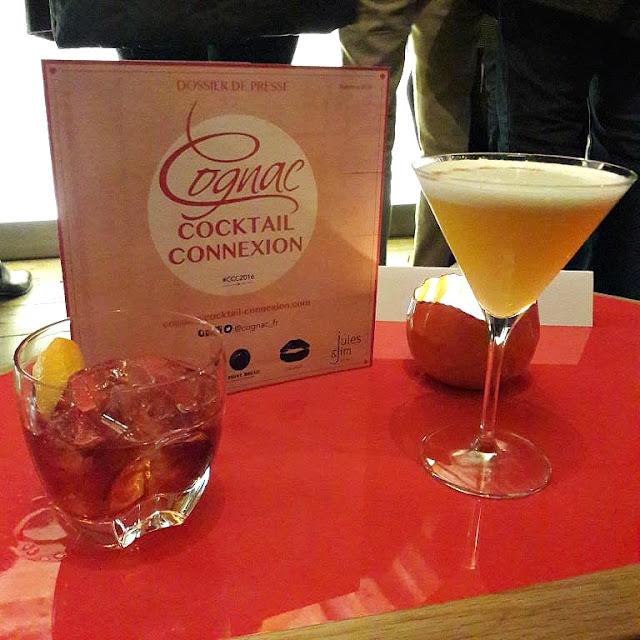 Cognac Cocktail Connexion mixologie cocktail cognac spiritueux paris BNIC